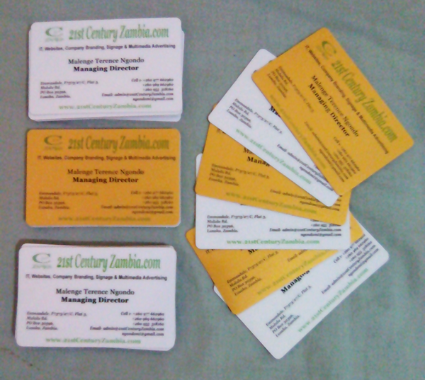 ABS Biz cards