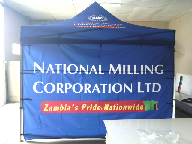 National Milling Gazebo 2016